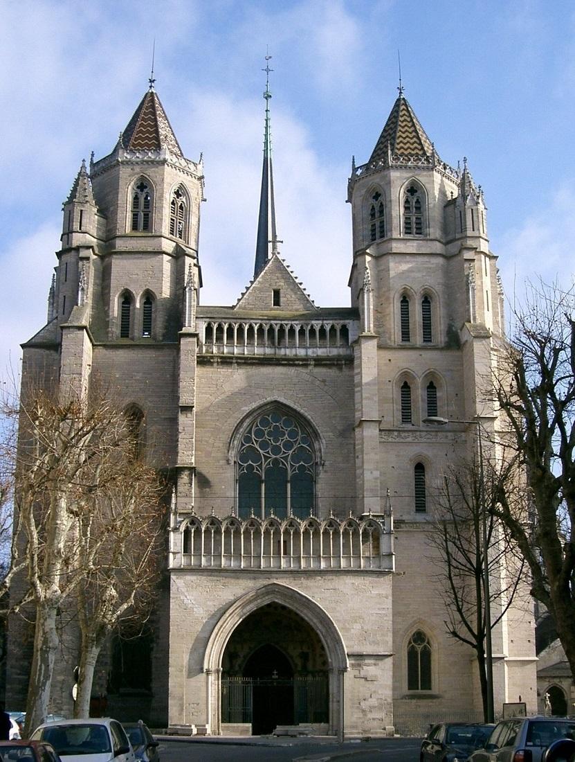 cathédrale -Dijon